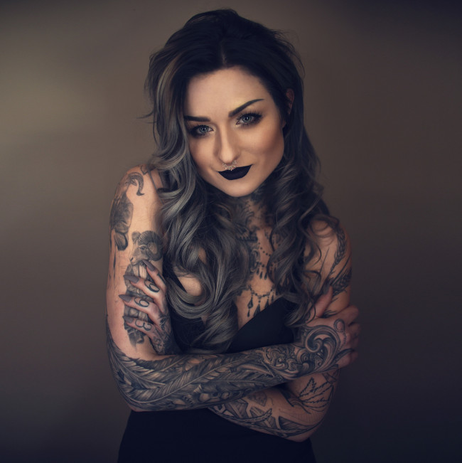VIDEO: Kingston tattoo artist Ryan Ashley Malarkey competing in Season 8 of 'Ink Master'