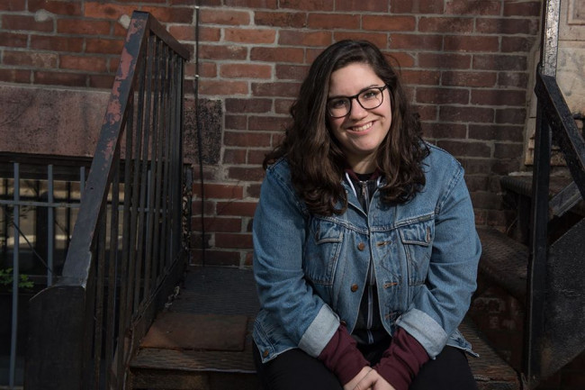 Scranton-born comedian Samantha Ruddy named one of '50 Funniest People in Brooklyn' by Brooklyn Magazine