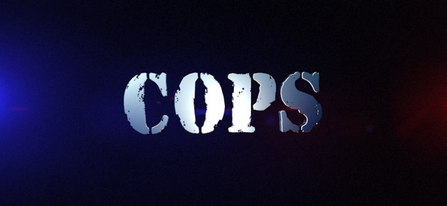 Reality TV series 'Cops' filming for first time in Hazleton over the next 8 weeks