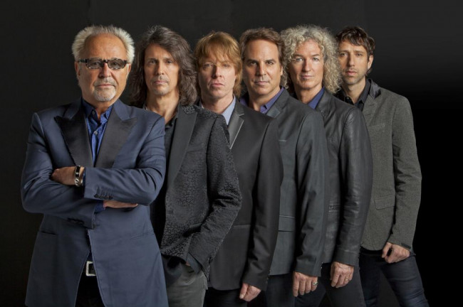 '80s rockers Foreigner play 'The Hits: Unplugged' at Kirby Center in Wilkes-Barre on Oct. 21