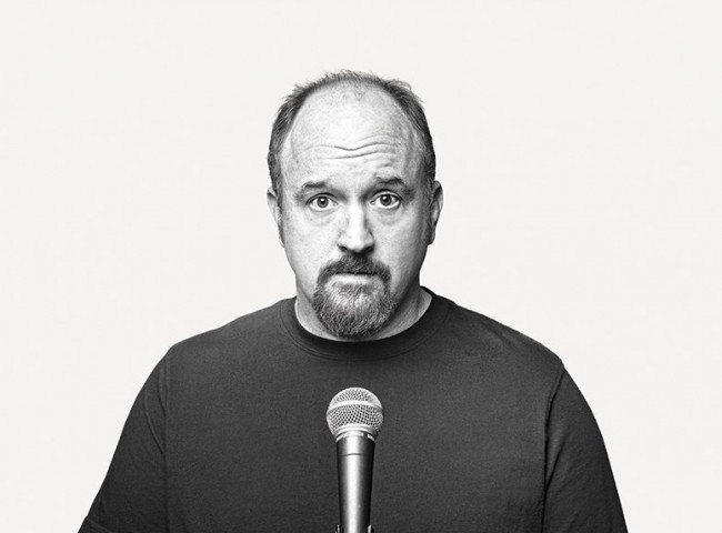 Comedian and actor Louis C.K. performs at Mohegan Sun Arena in Wilkes-Barre on June 8
