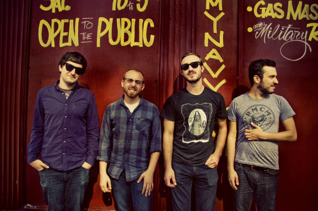 The Menzingers return to Scranton for outdoor concert at The Vault Tap & Kitchen on June 18