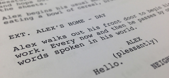 Free screenwriting workshop with local director starts June 9 at Game Chateau in Wilkes-Barre