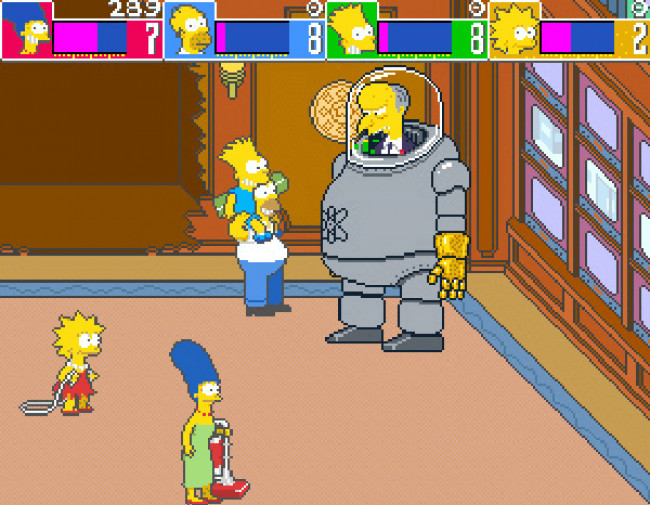 TURN TO CHANNEL 3: 'The Simpsons' perfectly captured the joy of the co-op arcade experience