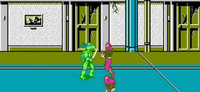 TURN TO CHANNEL 3: 'TMNT II: The Arcade Game' rescued the NES franchise and set the standard