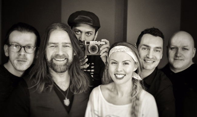 Alan Doyle and the Beautiful Gypsies travel to Kirby Center in Wilkes-Barre on Oct. 25