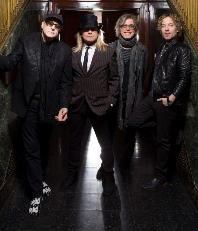 Rock and Roll Hall of Famers Cheap Trick play at Wind Creek Event Center in Bethlehem on Feb. 12