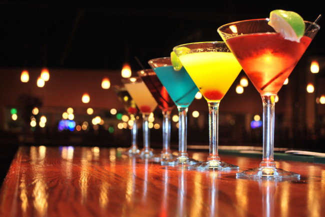 Greater Scranton Jaycees hosts Cards & Cocktails networking event at Thirst T's in Olyphant July 11