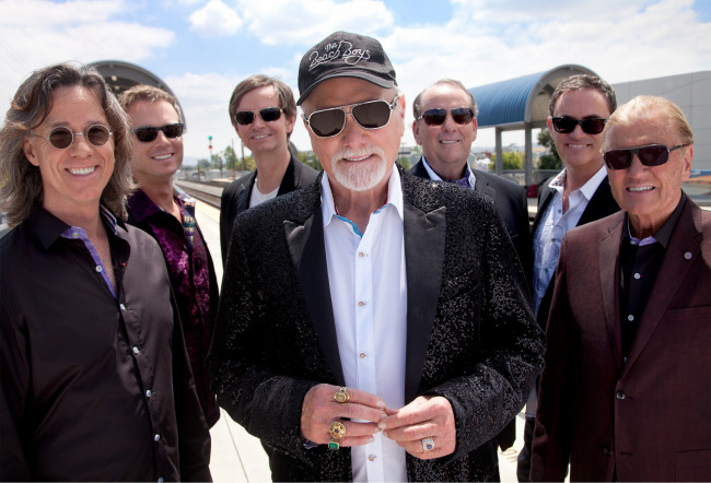 Beach Boys bring 'Good Vibrations' back to Penn's Peak in Jim Thorpe on Aug. 18