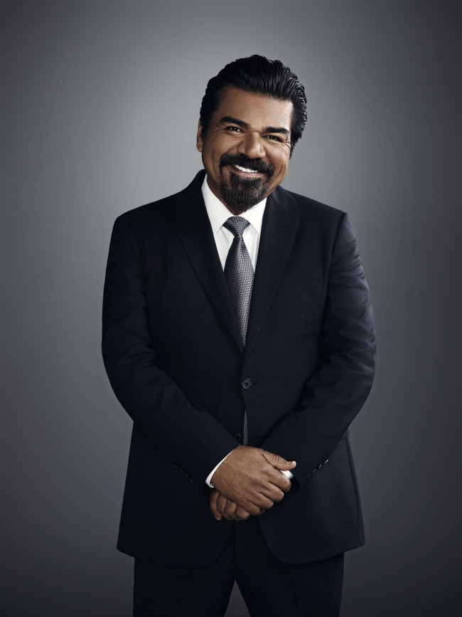 Comedian and TV star George Lopez performs stand-up at Sands Bethlehem Event Center on Oct. 28