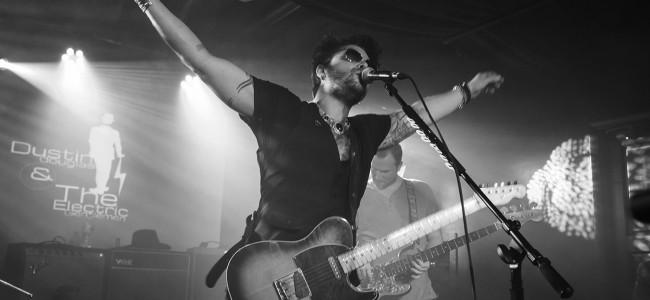 PHOTOS: Dustin Douglas & The Electric Gentlemen at River Street Jazz Cafe, 05/27/16