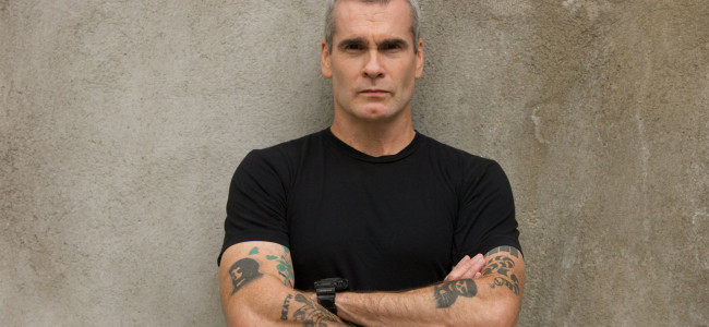 Henry Rollins brings first spoken word tour in 4 years to Kirby Center in Wilkes-Barre on Nov. 6