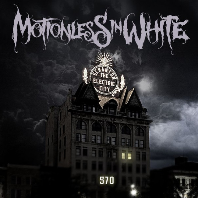 STREAMING: Motionless In White pay tribute to their Scranton roots with new single, '570'