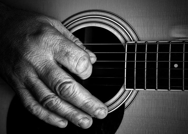 BUT I DIGRESS: Musical typecasting, or why I don't play many solo acoustic gigs anymore