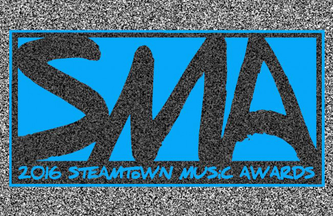 Vote for the People's Choice Award in the 2016 Steamtown Music Awards