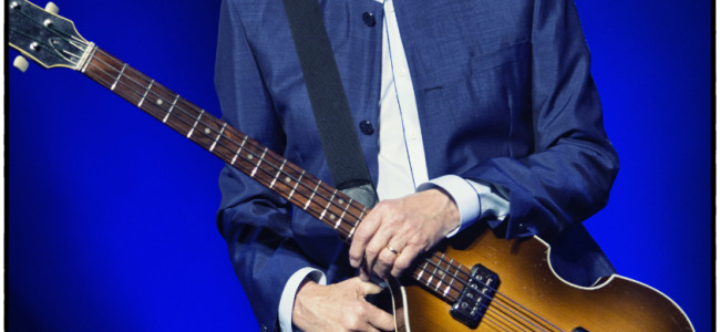 CONCERT REVIEW: Paul McCartney in top form in Philly, digging deep for longtime fans