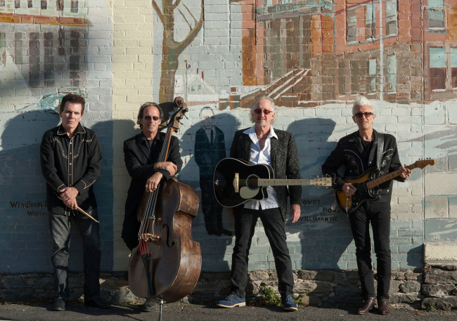 Get 'All Shook Up' with early Elvis tunes by Rex & The Rockabilly Kings in Scranton on Aug. 27