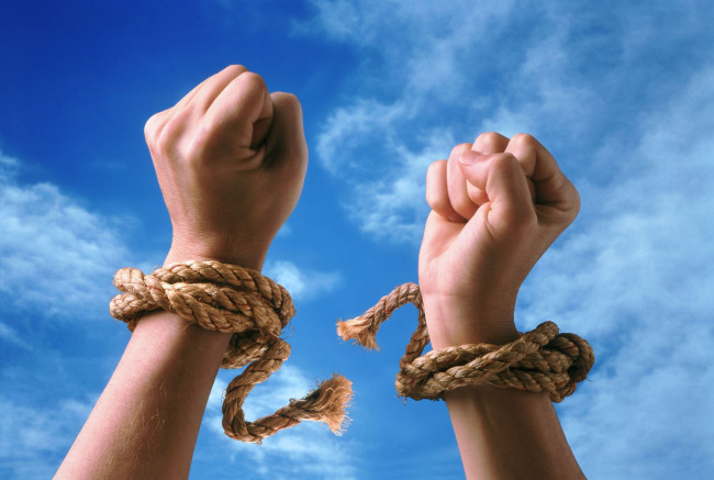 STRENGTH & FOCUS: 5 tips to claim your independence from bad choices that stole your freedom