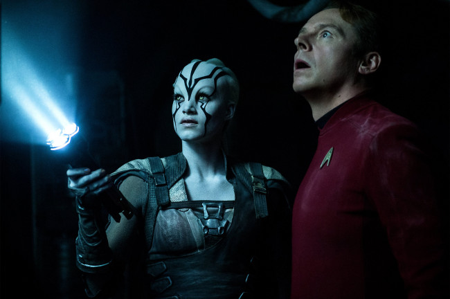 MOVIE REVIEW: 'Star Trek Beyond' prospers in small character moments and big action