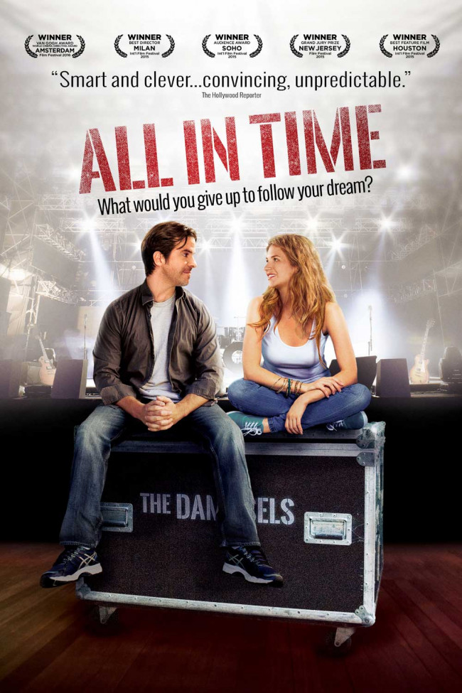 NEPA director screens new film 'All in Time' with Badlees performance at Kirby Center in Wilkes-Barre on Oct. 16