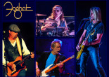 Meet Foghat at Grotto Pizza in Wilkes-Barre before they play Rock 107 Birthday Bash on April 13