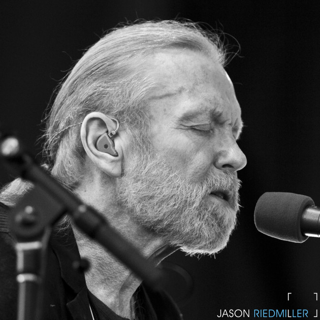 Gregg Allman cancels Peach Music Festival appearance in Scranton 'due to serious health issues'