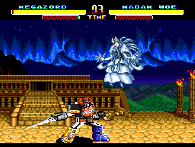 TURN TO CHANNEL 3: 'Power Rangers' not as mighty as you may remember on Sega Genesis