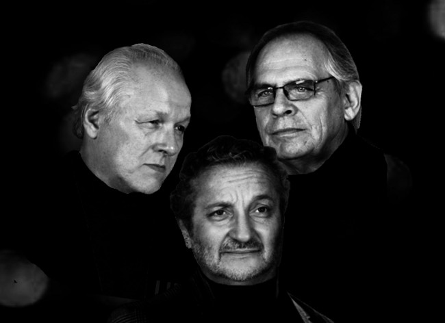 Glass Prism members reunite as classic power trio Shenandoah at Jazz Cafe in Plains on Aug. 27