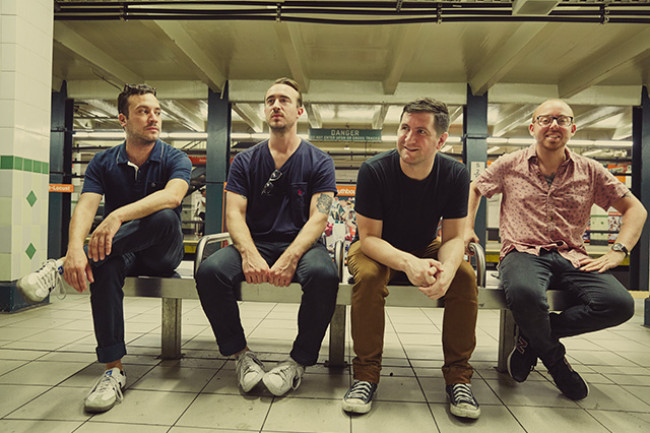 STREAMING: Listen and look back longingly with new Menzingers song 'Lookers'