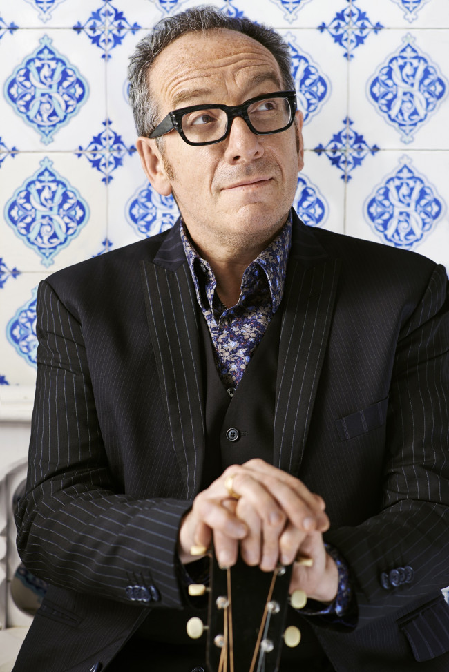 Elvis Costello & The Imposters take 'Imperial Bedroom' tour to Bethlehem on Oct. 23
