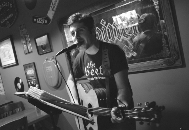 Singer/songwriter Patrick McGlynn unleashes 'Monsters' album in Scranton on Aug. 26