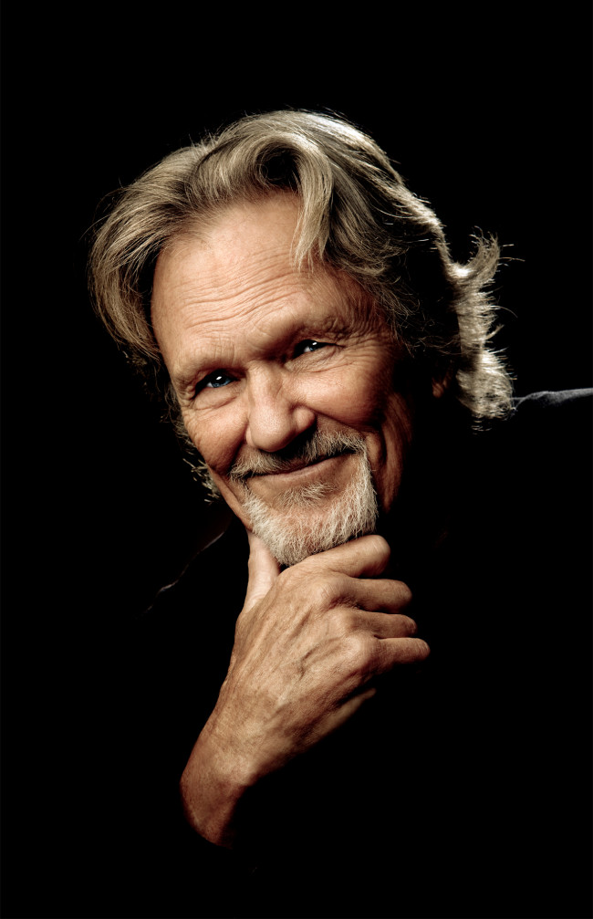 Country Music Hall of Famer Kris Kristofferson performs at Kirby Center in Wilkes-Barre on April 14