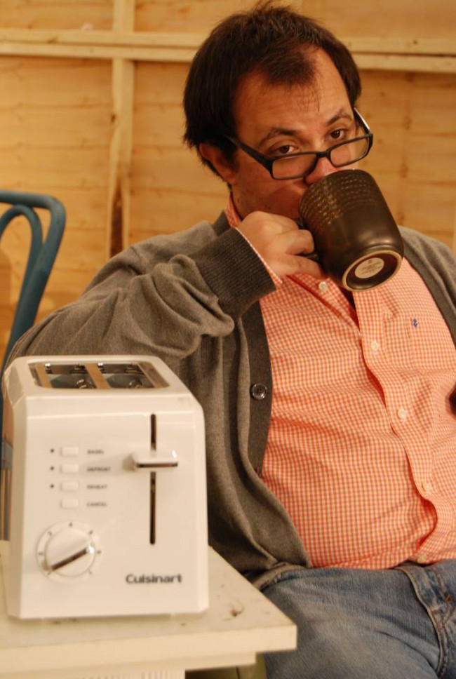 'Toast!,' a playcomposedofonlinereviews, comes to Scranton Oct. 1-2 and Wilkes-Barre Oct. 6-9