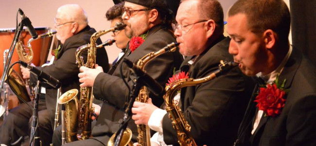 Jump, Jive an' Jazz at Scranton Cultural Center becomes tribute to late Patrick Marcinko Jr. on Sept. 25