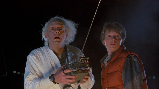 Christopher Lloyd goes 'Back to the Future' with live Q&A and screening in Glenside on Sept. 24