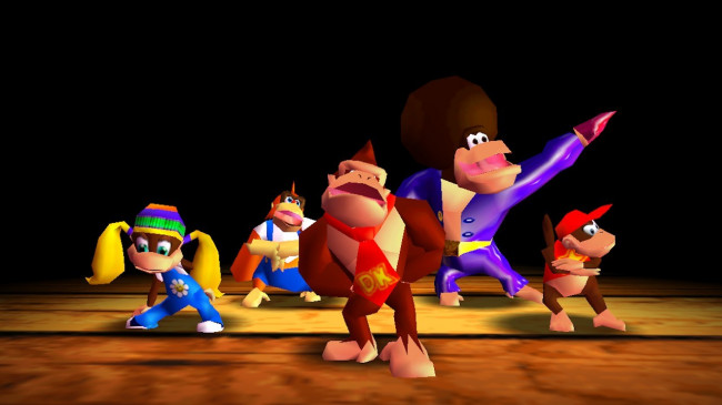 TURN TO CHANNEL 3: I'm not as bananas for 'Donkey Kong 64′ as I am for SNES' 'Country'