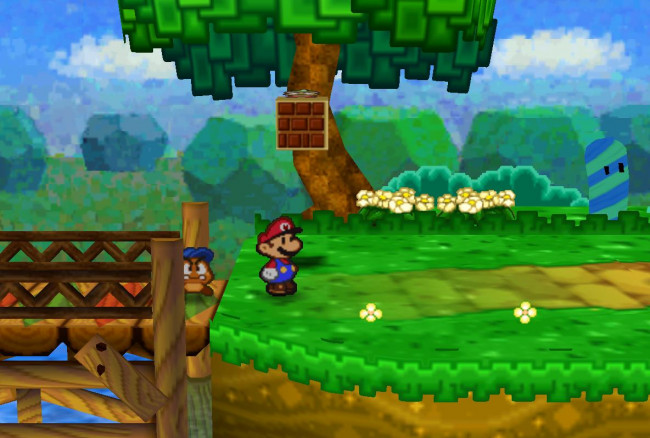 TURN TO CHANNEL 3: 'Paper Mario' unfolded a new chapter in Nintendo RPGs