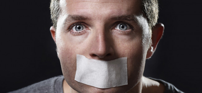 THE REAL GIG: When to shut up and what that can do for your hopes and dreams