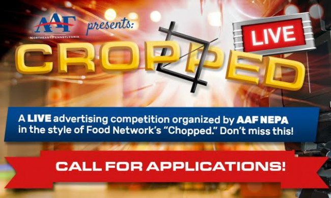 American Advertising Federation holds competition like 'Chopped' for nonprofits in Wilkes-Barre Nov. 21