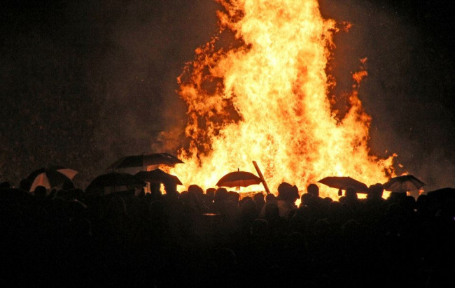 Bonfire at the Iron Furnaces turns into week-long series of events in Scranton Oct. 7-15