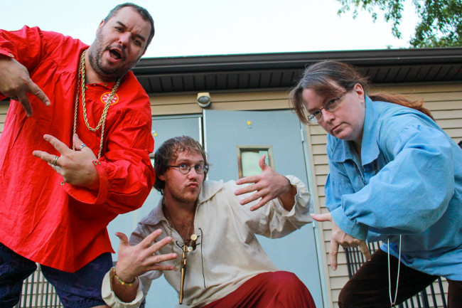 Comedic 'Complete Works of William Shakespeare (Abridged)' plays in Swoyersville Oct. 21-30
