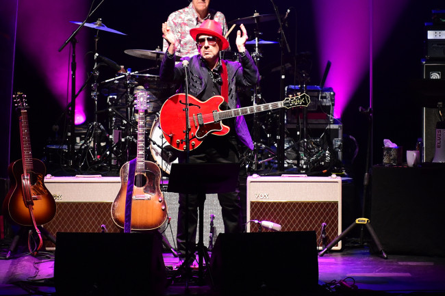 CONCERT REVIEW: Elvis Costello follows the music, not the playbook, in rollicking Bethlehem show