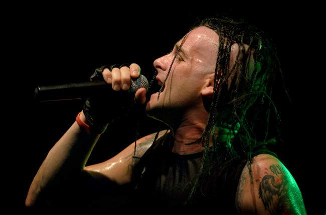 Former Misfits singer Michale Graves plays acoustic set at Ale Mary's in Scranton on Dec. 3