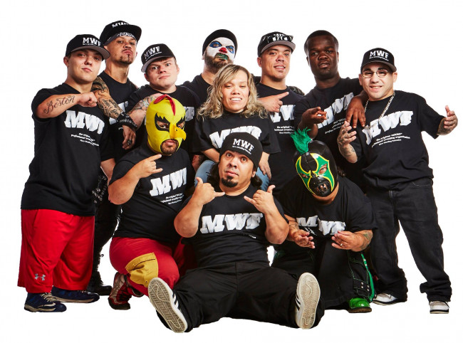 Micro Wrestling Federation brings midget wresting to Leonard Theater in Scranton on Dec. 16