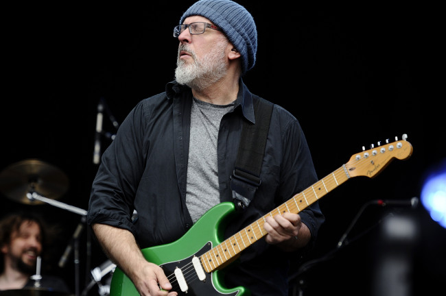 Former Zappa guitarist Mike Keneally & Beer For Dolphins play Jazz Cafe in Plains on Oct. 25