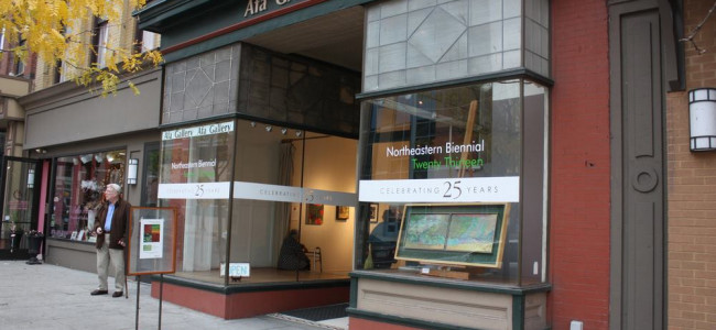 Leadership Lackawanna will help AfA Gallery rebrand, among other Scranton projects in 2016-17