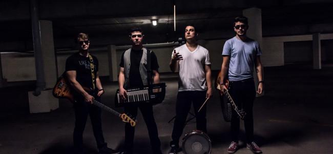 Pop rock band Black Tie Stereo headlines The Leonard Kickoff Party in Scranton on Nov. 4