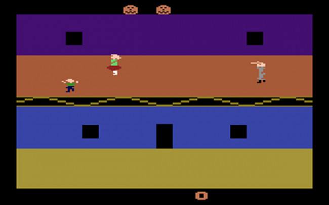 TURN TO CHANNEL 3: Rare Atari 2600 'Halloween' game not worth hunting down as Michael would