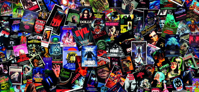 CULT PERSONALITIES PODCAST: How we became horror fans through the decades
