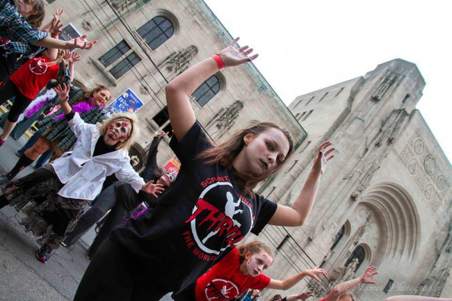 Scranton Cultural Center joins global 'Thriller' dance mob to break world record on Oct. 29
